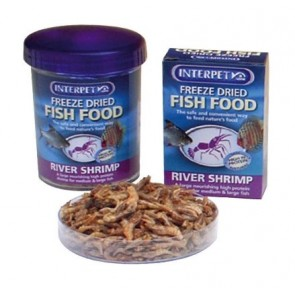 Interpet River Shrimp 5g Freeze Dried Food