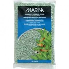 Marina 2kg Lime Aquarium Gravel