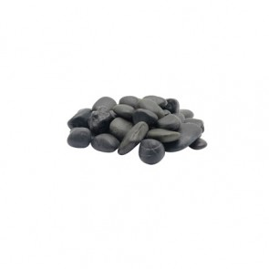 Marina Decoartive Natural Gravel Black Beach Pebble 12 - 18mm 2kg