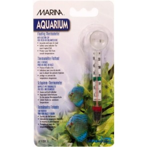 Marina Glass Floating Aquarium Thermometer