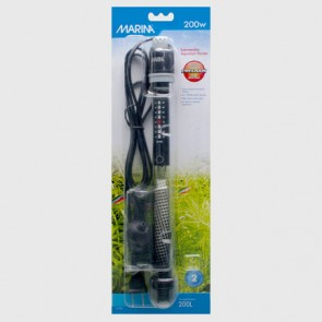Marina Submersible Aquarium Heater 200w