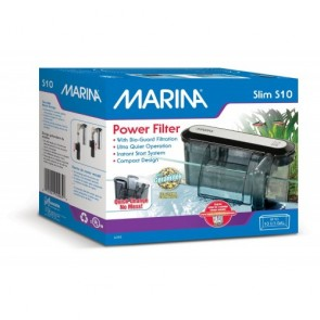 Marina Slim Filter S10 Hang on Filter