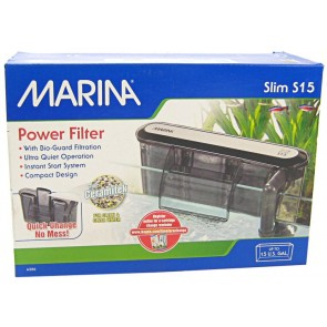 Marina Slim Filter S15 Hang on Filter