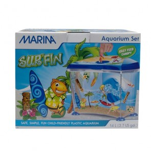 Marina Surfin 14 Litre Aquarium Kit