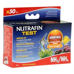 Nutrafin Ammonia Aquarium Test Kit