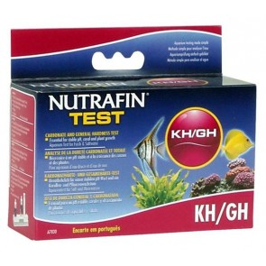 Nutrafin GH/KH Aquarium Test Kit