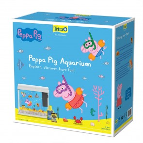 Peppa Pig Aquarium Fish Tank Kit Tetra 18 Litres
