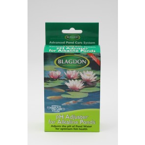 Blagdon PH Adjust Alkaline Pond - Pond Treatment