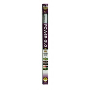 Power GLO 15w T8 Fluorescent Bulb 46cm 18""