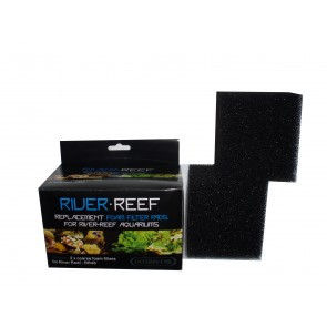 River Reef 48 x 2 Coarse Foam Filters