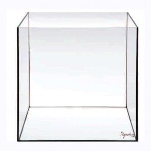 TMC Signature Aquarium 450mm x 450mm x 450mm Black Silicone
