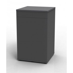 TMC Signature Cabinet in Carbon Grey 450mm x 450mm x 750mm