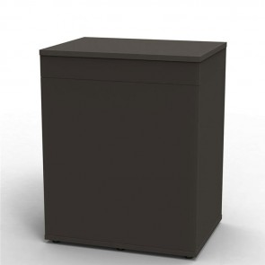 TMC Signature Cabinet in Charcoal Black 600mm x 450mm x 750mm