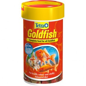 Tetra Goldfish Flakes 20g / 100ml