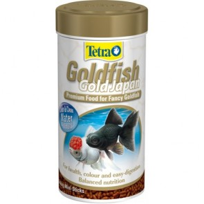 Tetra Goldfish Gold Japan 55g / 100ml