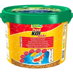 Tetra Pond Koi Sticks 1500g / 10L Bucket