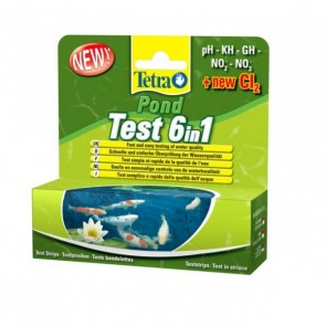 Tetra Pond Test 6 in 1 Test Kit