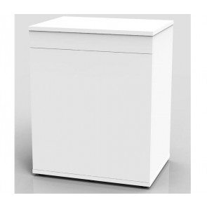 TMC Signature Cabinet in Glacier White 600mm x 450mm x 750mm
