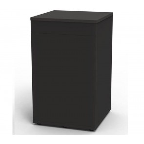 TMC Signature Cabinet in Charcoal Black 450mm x 450mm x 750mm