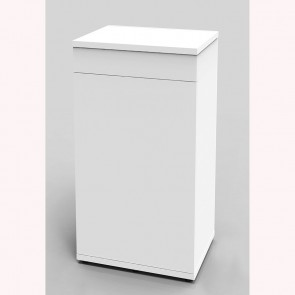 TMC Signature Cabinet in Glacier White 450mm x 450mm x 750mm