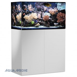 Aqua Medic Armatus 300 Aquarium in High Gloss White