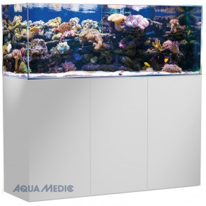 Aqua Medic Armatus 450 Aquarium in High Gloss White
