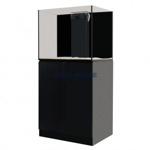 Aqua Medic Xenia 65 in Graphite Black (in-cabinet sump)