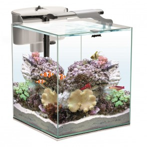 Aquael Nano Reef Duo 49 Litre White