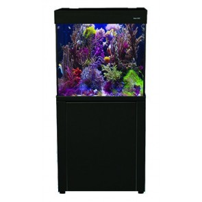 Aqua One Aquareef 195 Tank & Cabinet Black