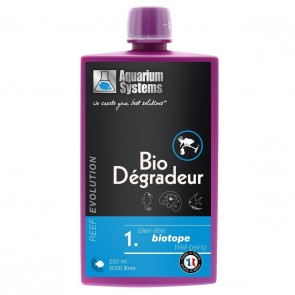 Bio Degradeur 250ml from Aquarium Systems