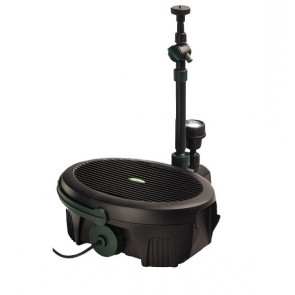 Blagdon Inpond 5 in 1 3000 Pond Filter, Pump and UV Complete Kit