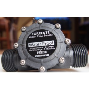 Perfect Reef Systems Corrente Digital Flow Sensor 0.5""