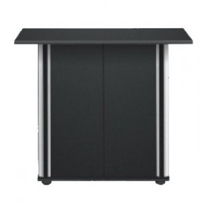 Aquael Econoline 70 Cabinet Bow Black with doors