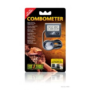 Exo Terra Digital Combo Hygrometer and Thermometer