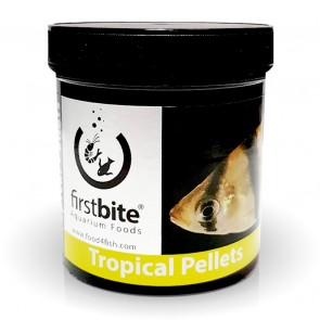 FirstBite Tropical Pellet 120g Medium