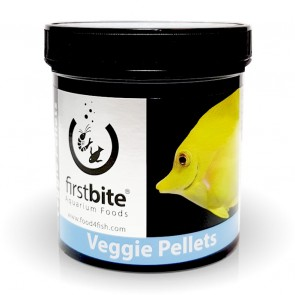 First Bite BCUK Veggie Pellet 1mm - 120g