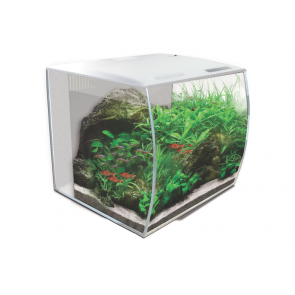 Fluval Flex 57 Litre Aquarium in White