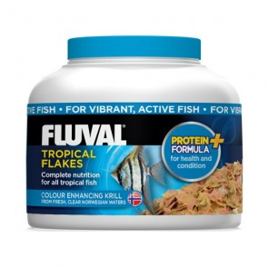 Fluval Tropical Flakes 18g