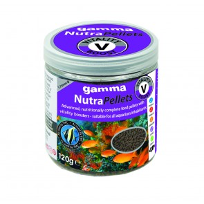 Gamma NutraPellets Vitality Boost 1.75mm 120g