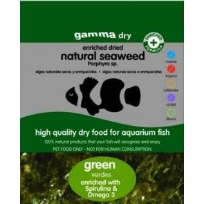 Gamma Green Dried Seaweed 150g