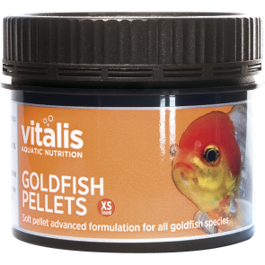 Vitalis Goldfish Pellets 300g, Small 1.5mm