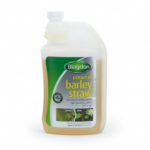 Blagdon Barley Straw Extract 1000ml Pond Treatment