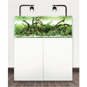 Evolution Aqua Aquascaper 1200 Cabinet and Tank Set