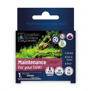 Maintenance For Your Tank Nano Freshwater 75ltr