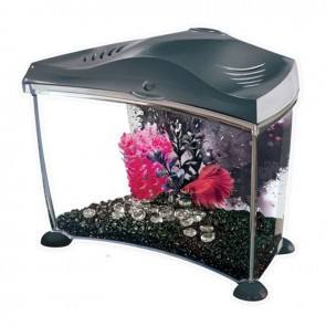 Marina Betta Kit 7 Litre in Graphite