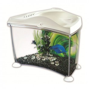Marina Betta Kit 7 Litre in White