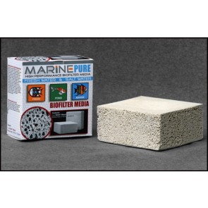 MarinePure Block 8 x 8 x 4""