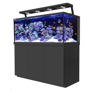 Red Sea Max S-650 LED Black Complete Reef System