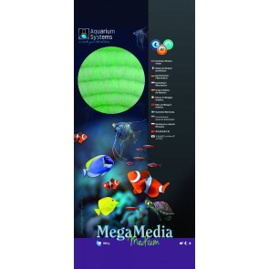 Arcadia Mega Media Medium 500g Green