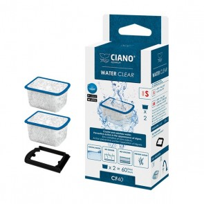 Ciano Water Clear Cartridge SM X2